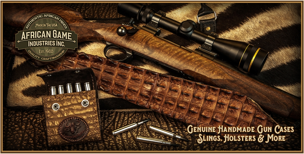 Genuine Handmade Gun Cases, Gun Straps, Gun Holsters and More
