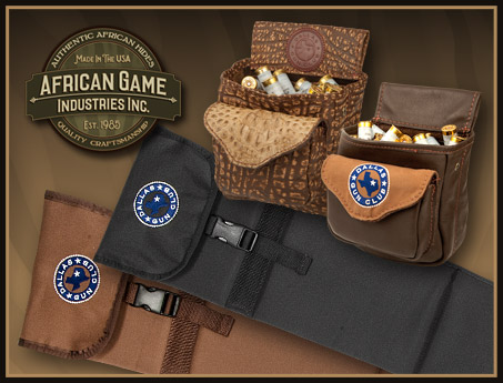 Custom Shooting Accessories for Charity Shooting Events, Corporate Sponsors and Shooting Teams